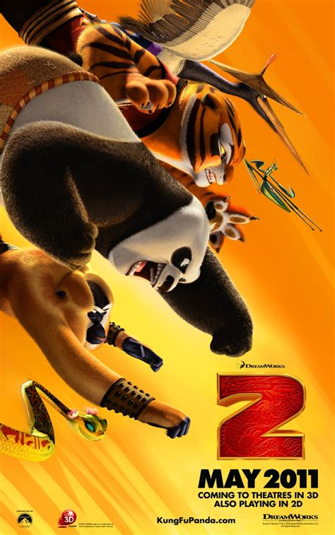 film terbaru kungfu kung fu panda 2 prepare for the return of awesomeness