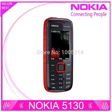 aliexpress mobile phones refurbished original nokia 5130 xpressmusic russian