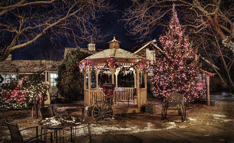 Led Weihnachtsdeko Außen 394 by Free Photo Pavilion Gazebo Backyard Winter Free