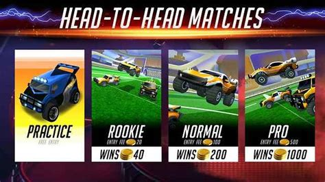 android mods rocketball chionship cup mod apk rocket league on android andropalace