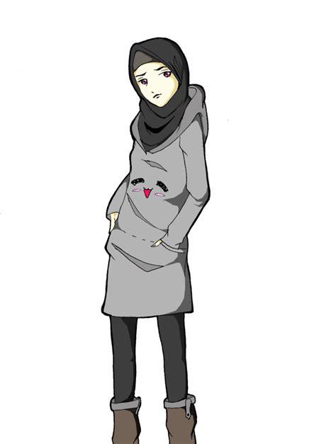 gambar kartun muslimah cantik dan anggun kumpulan gambar dan foto apps directories