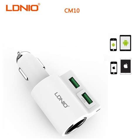 Sale Capdase Posh 4 Usb 6 2a Car Charger For Iphone Samsung S original ldnio cm10 socket 2 usb ca end 6 23 2018 5 42 pm