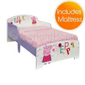 Toddler Beds Mattress Included Disney Character Toddler Beds No Storage Foam