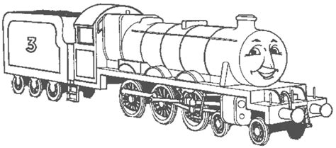 coloring page thomas and friends coloring pages 3