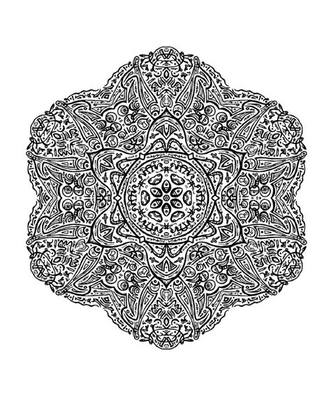 coloring pages hard mandala 11 best images about very difficult mandala coloring pages