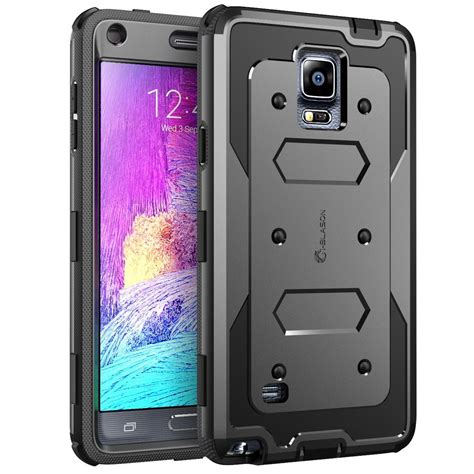 galaxy note 4 i blason armorbox hybrid protective for samsung galaxy note