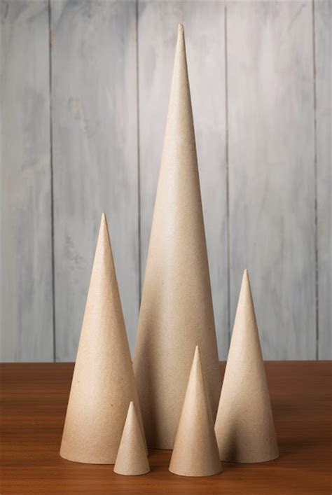 Cone Paper Craft - craft warehouse
