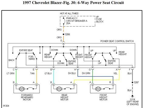 power seat wiring diagram wiring diagram networks