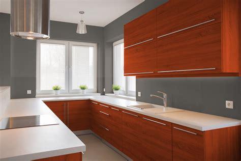 tinta pareti cucina i migliori colori delle pareti per una cucina ciliegio