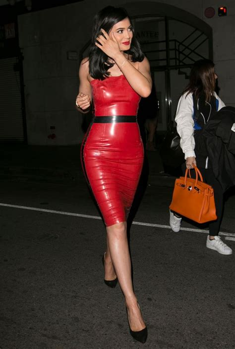 Sale Selena Dress By Gagil jenner looks as she flaunts in a