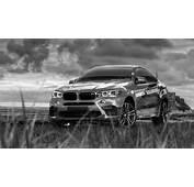 4K BMW X6 M Crystal Nature Car 2015  El Tony