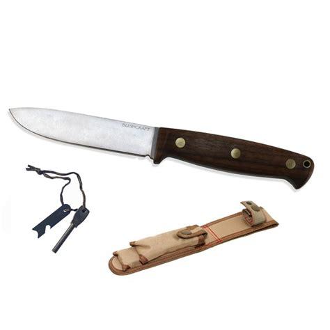 field knife okc bushcraft field knife firesteel greenman bushcraft