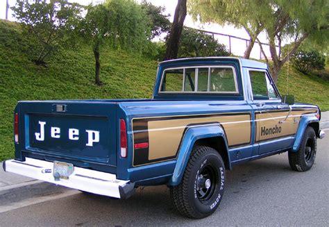 77 Jeep Truck 77 Jeep Honcho