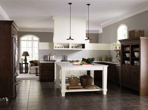 Fussbodenbelag Für Küche by K 252 Che Boden Dunkler