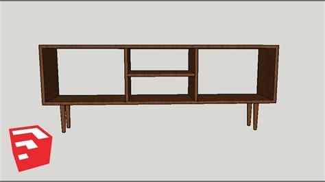 google sketchup furniture tutorial byjuulisofia