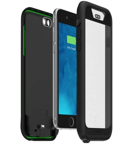 Mophie Giveaway - mophie h2pro waterproof battery case for iphone 6 review giveaway