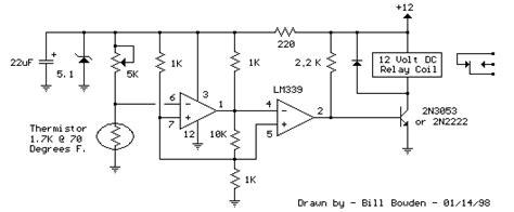 termostato eletronico e rel 233 confraria do ferro de soldar