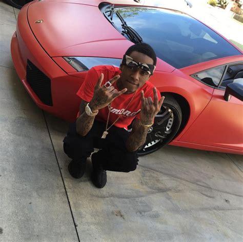 Soulja Boy Lamborghini Soulja Boy Wraps His Gallardo Matte Cars
