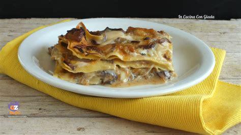 lasagne con fiori di zucca lasagna fiori di zucca speck e scamorza le delizie di giada