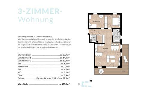 grundriss wohnung 80 m2 freiraum living