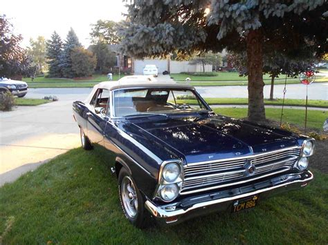 Ford Fairlane by 1966 Ford Fairlane 500 Xl For Sale Classiccars Cc