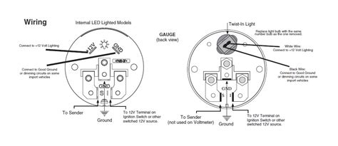 Aircraft Temperature Gauge 4 Wire Schematic Owner Manual