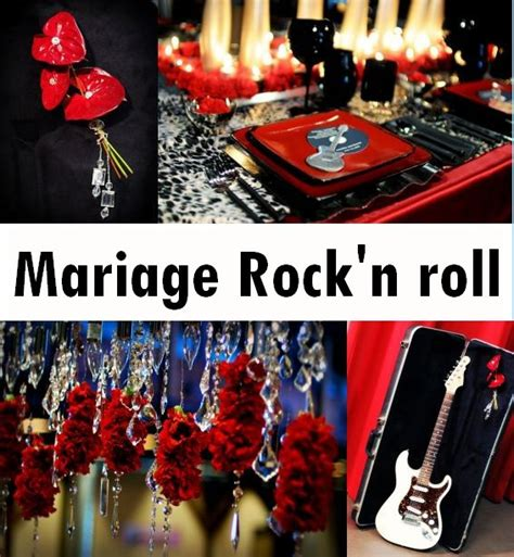 Un marriage rock n roll