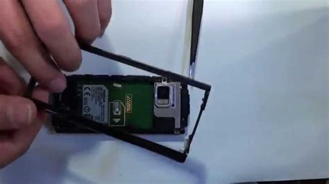 Touchscreen Nokia X6 cambiar tactil nokia x6 disassembly assembly touch