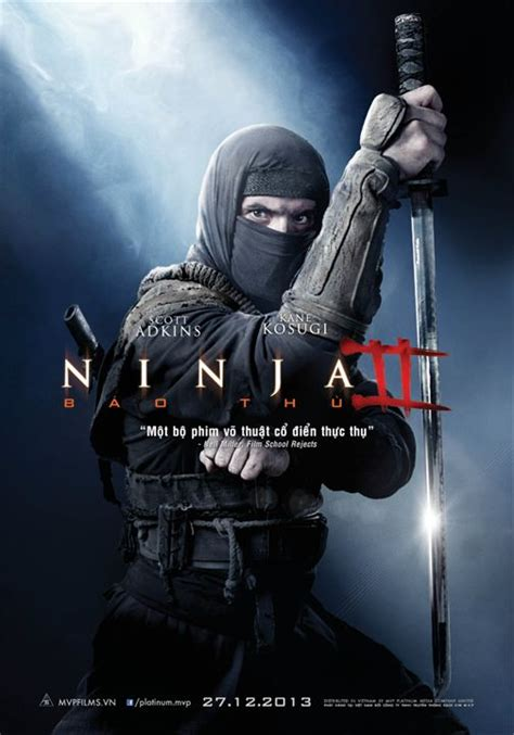 Film Ninja Vf | affiche du film ninja 2 shadow of a tear affiche 2 sur