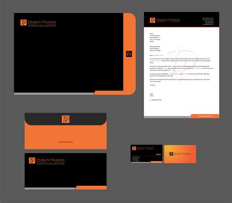 graphic design stationery layouts graphic design letterhead free printable letterhead