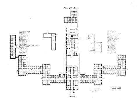 mental hospital floor plan connecticut valley hospital a psychiatric hospital in