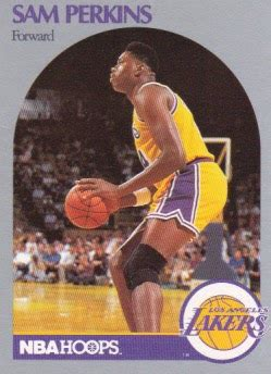 mark jackson hoops 1990 a pack to be named later 1990 91 hoops basketball series ii
