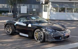 Porsche Boxster 2016 Porsche S Facelifted 2016 Boxster Set To Introduce New