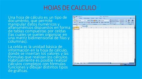 hojas de calculo utiles minifiscalcom hojas de calculo