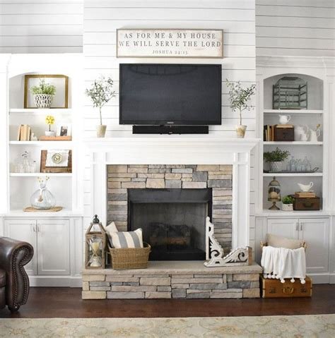 Farmhouse Fireplace by 5458 Best Images About Living Rooms Family Rooms On