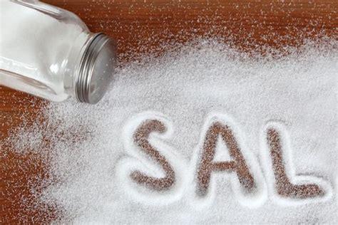 lgrimas de sal la verdadera homeopat 237 a sal vs sal
