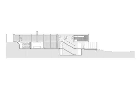cee section sh house 01arq archdaily