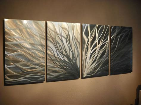 inexpensive wall art 2018 latest cheap abstract metal wall art
