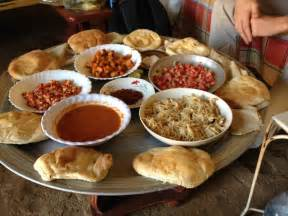 Rustic Tablescapes sudan food lonesome planet diaries