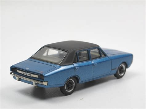 1970 opel commodore paradcar 1970 opel commodore a gs blau metallic 1 43 aus