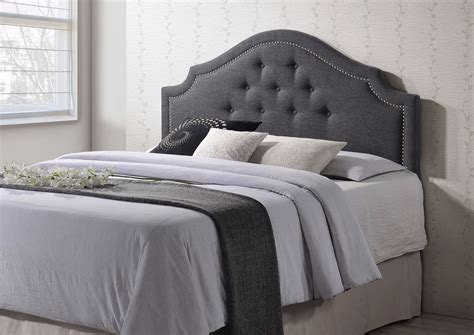 upholstered headboard nailhead diy upholstered headboard for bedroom ideas