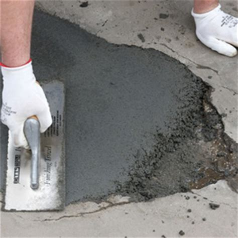 Repair Concrete Floor Commercial Concrete Floor Repair Products Kwik Bond