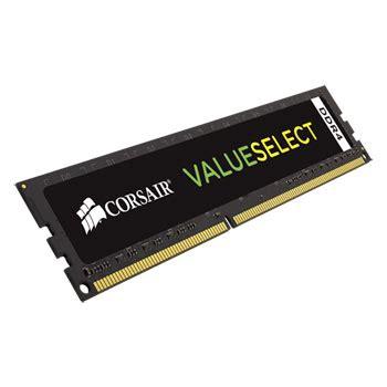 Ram Ddr4 8gb Pc by Corsair Ddr4 8gb Value Select Desktop Pc Computer Ram