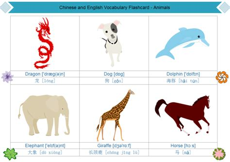 animal card template animal flashcard 2 free animal flashcard 2 templates