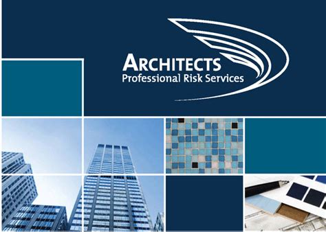 architecture company architects professional risk services company profile