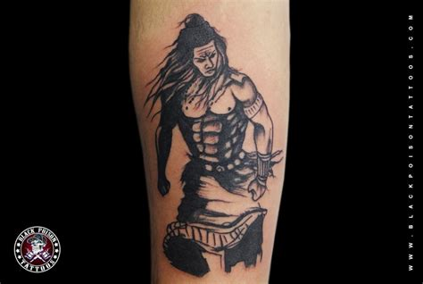 angry lord shiva tattoo designs angry lord shiva black poison studio