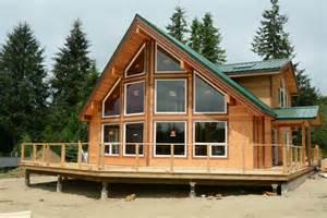 chalet house designs