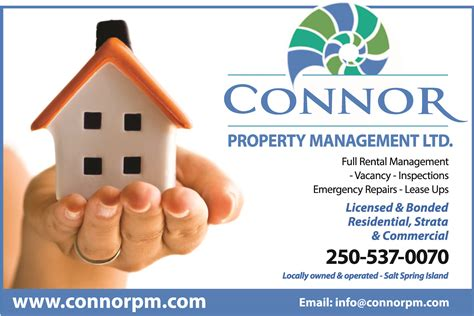 connor property management ltd salt chamber of
