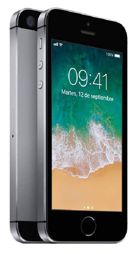 iphone se 32gb 4g grey ss ktronix tienda
