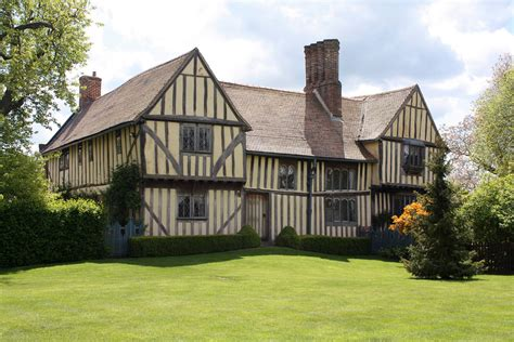 Tudor Style House Pictures by File Elizabethan House Croxton Geograph Org Uk 1874108 Jpg Wikimedia Commons
